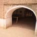 8.Arched door way of Madrassa,Ubaida Mosque,Khairpur Tam